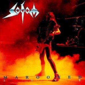 Marooned Live - Image: Sodom marooned