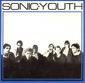 Sonic Youth (EP) - Image: Sonic Youth EP