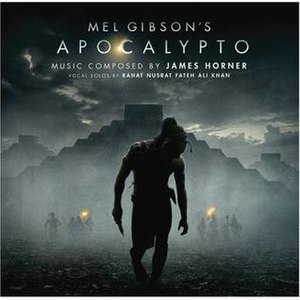 Apocalypto (soundtrack) - Image: Soundtrack