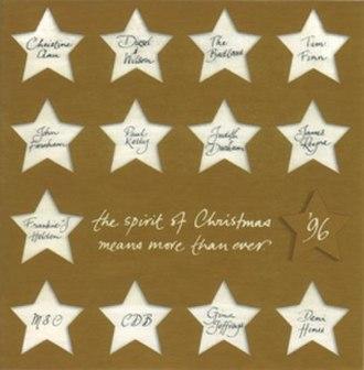 The Spirit of Christmas 1996 - Image: Spirit of Christmas 1996