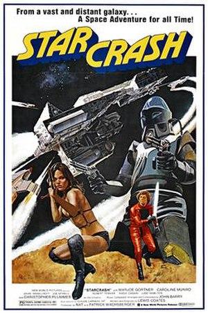 Starcrash - Image: Starcrash 1979 film poster