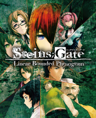 Steins;Gate: Linear Bounded Phenogram - Xbox 360 and PlayStation 3 cover art