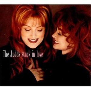 Stuck in Love (song) - Image: Stuckin Love
