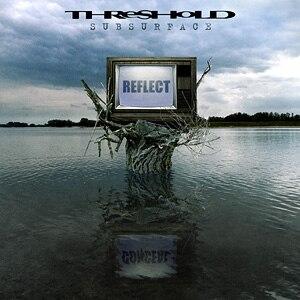 Subsurface (album) - Image: Subsurface (Threshold album cover art)
