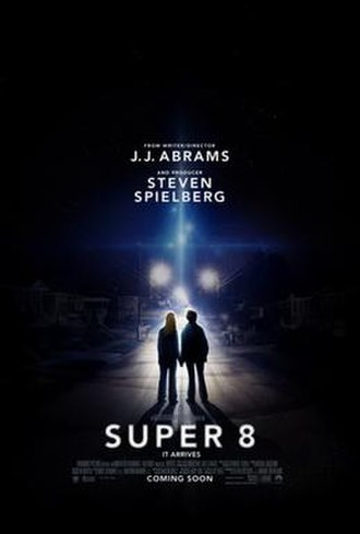 Super 8 (2011 film) - Theatrical release poster