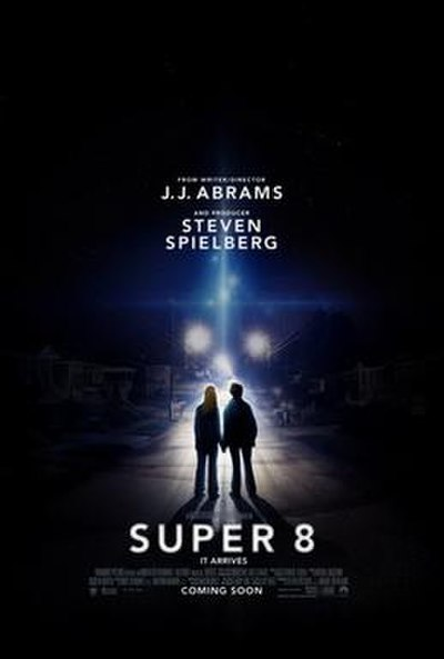 Picture of a movie: Super 8