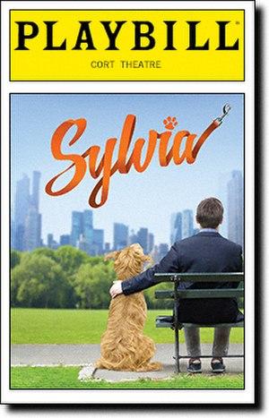 Sylvia (play) - Image: Sylvia Playbill Oct 15