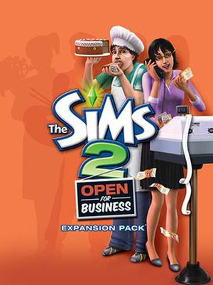 The Sims 2: Open for Business - Image: TS2 OFB