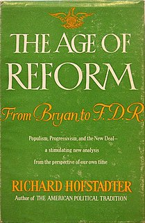 <i>The Age of Reform</i>
