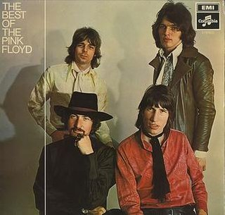 <i>The Best of the Pink Floyd</i> 1970 greatest hits album by Pink Floyd