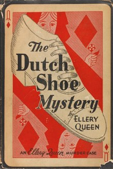 The Dutch Shoe Mystery (Ellery Queen, Book 3)