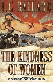 <i>The Kindness of Women</i> book by J.G. Ballard