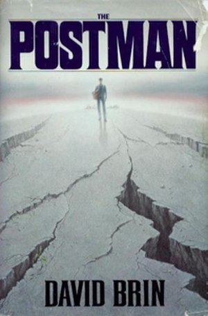 The Postman - Cover of first edition (hardcover)