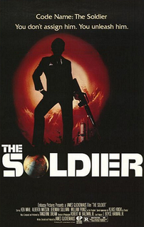 <i>The Soldier</i> (1982 film) 1982 film by James Glickenhaus