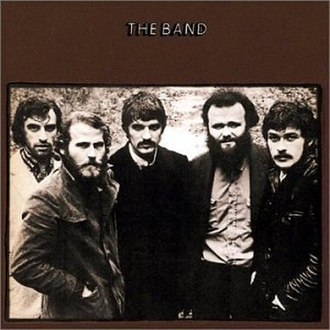 The Band (album) - Image: The Band (album) coverart