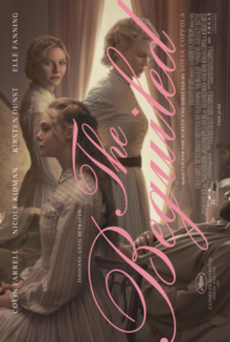 The Beguiled (2017 film) - Theatrical release poster