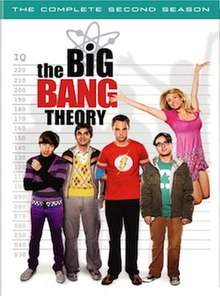 View The Big Bang Theory - Season 2 (2008) TV Series poster on Ganool