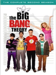<i>The Big Bang Theory</i> (season 2) season of television series