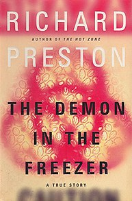 <i>The Demon in the Freezer</i> Book by Richard Preston