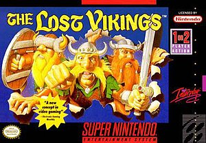 The Lost Vikings - The Lost Vikings