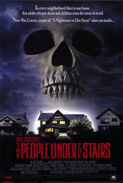Picture of a movie: The People Under The Stairs