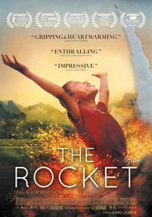 The Rocket (2013 film) - Film poster