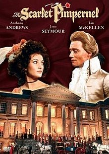 The Scarlet Pimpernel 1982 film dvd cover.jpg