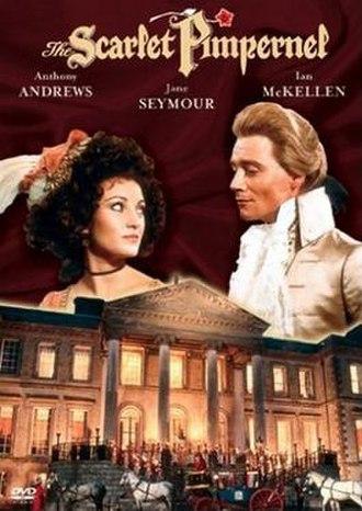 The Scarlet Pimpernel (1982 film) - DVD cover