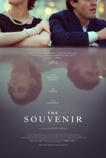 <i>The Souvenir</i> 2019 film directed by Joanna Hogg