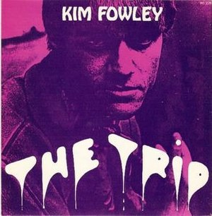 The Trip (Kim Fowley song) - Image: The Trip single