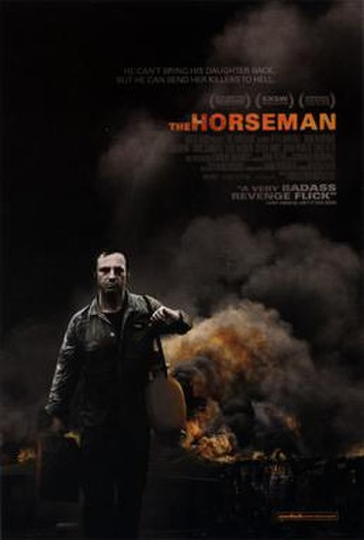 Picture of a movie: The Horseman