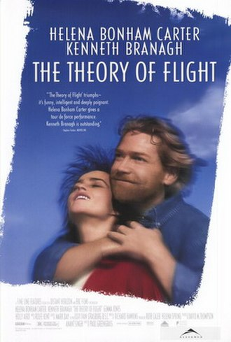 The Theory of Flight - Theatrical release poster