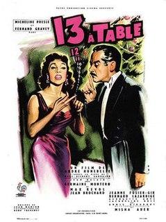 <i>Thirteen at the Table</i> 1955 film