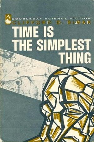 Time is the Simplest Thing - First edition