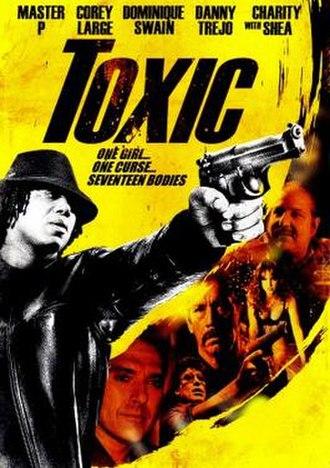 Toxic (film) - DVD cover