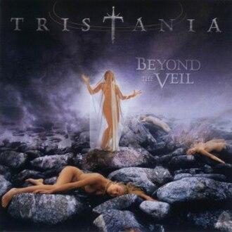 Beyond the Veil (album) - Image: Tristaniabeyondtheve il