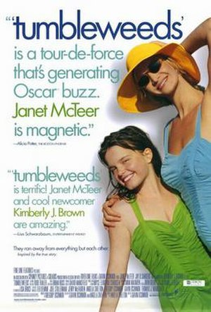 Tumbleweeds (1999 film) - Image: Tumbleweeds