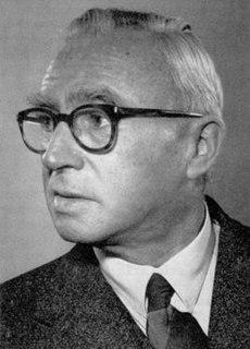 Göte Turesson Swedish botanist