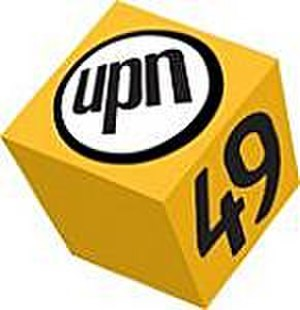 KPDX - KPDX's UPN logo. Used from September 2, 2002-April 1, 2006.