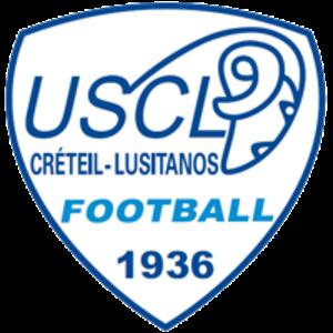 US Créteil-Lusitanos - Image: US Créteil Lusitanos logo