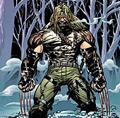 Sabretooth (comics) - Wikipedia, the free encyclopedia