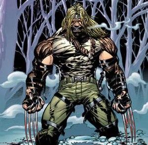 Sabretooth (comics) - Ultimate Sabretooth