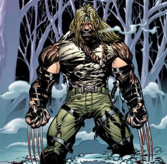 Sabretooth (comics) - Ultimate Sabretooth