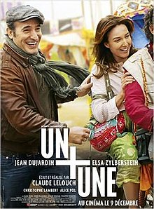 Image result for un + une poster