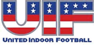 United Indoor Football - United Football League logo (2005-2007).