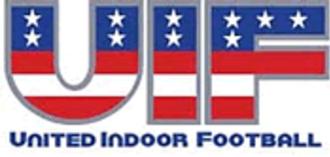 United Indoor Football - United Football League logo (2005-2007).