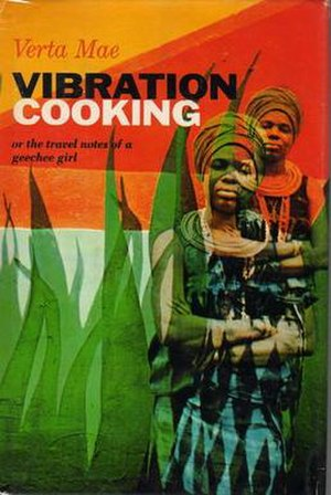 Vibration Cooking - Cover from the first edition