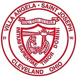 Villa Angela-St. Joseph High School logo.jpg