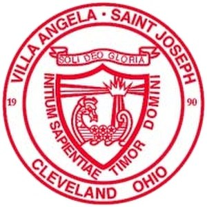 Villa Angela-St. Joseph High School - Image: Villa Angela St. Joseph High School logo
