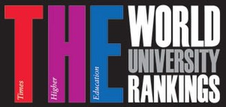 Times Higher Education World University Rankings - Image: WUR logo large